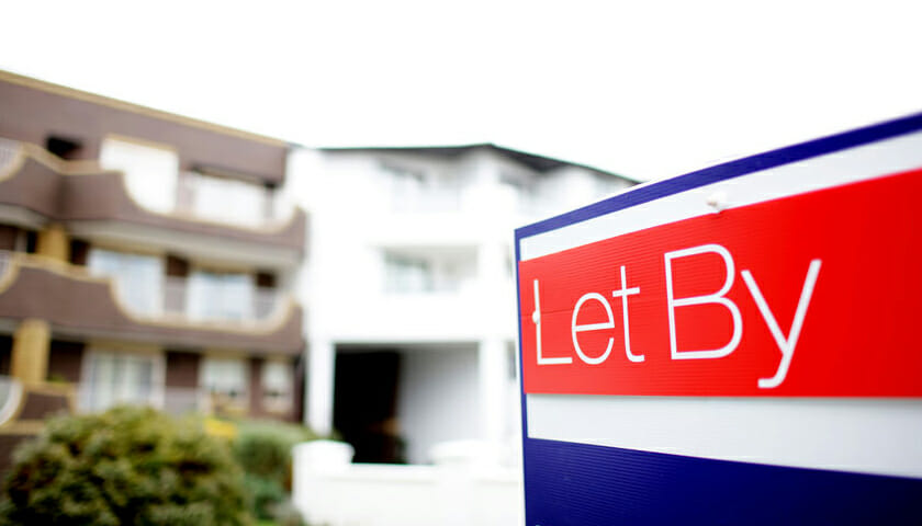 Re-let your property