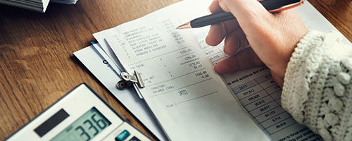Accountancy services - VAT Returns